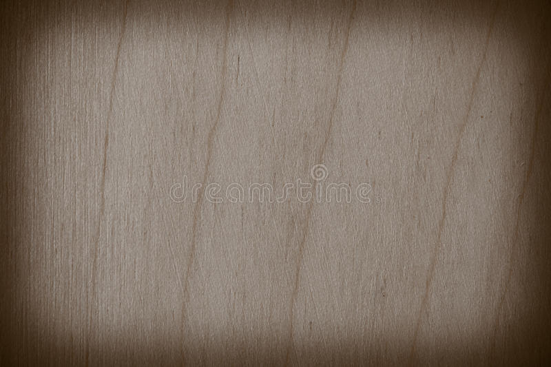 Wood plank brown texture background. Close up wooden texture, wood plank brown background dark vignette stock image