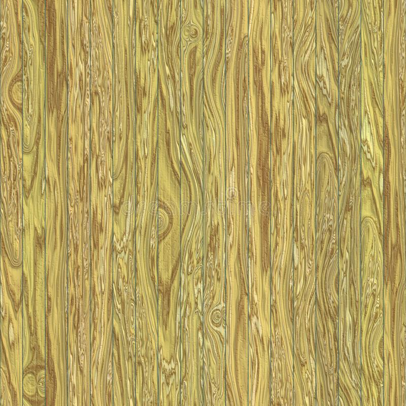 Wood plank. Seamless texture royalty free illustration