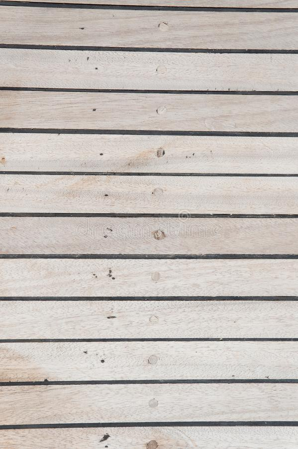 Wood plank texture background. Wooden fence or floor. Timber construction and structure. Hardwood surface for copy space.  royalty free stock photography