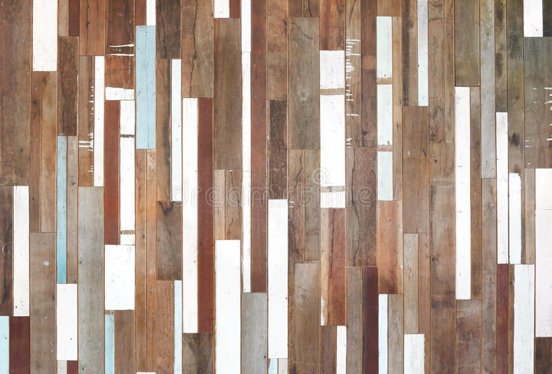 Wood plank wall royalty free stock photos