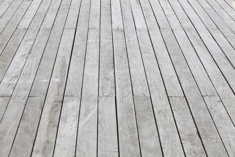Wood plankagolv royaltyfria bilder