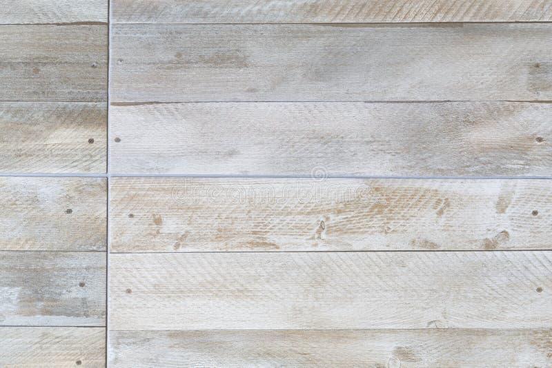 Wood plankatexturmodell royaltyfri bild