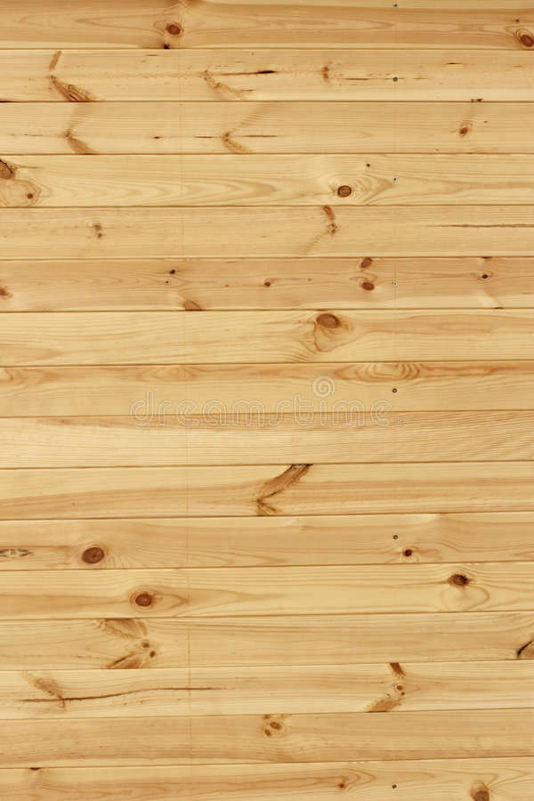 Wood planking from beach hut stock photo