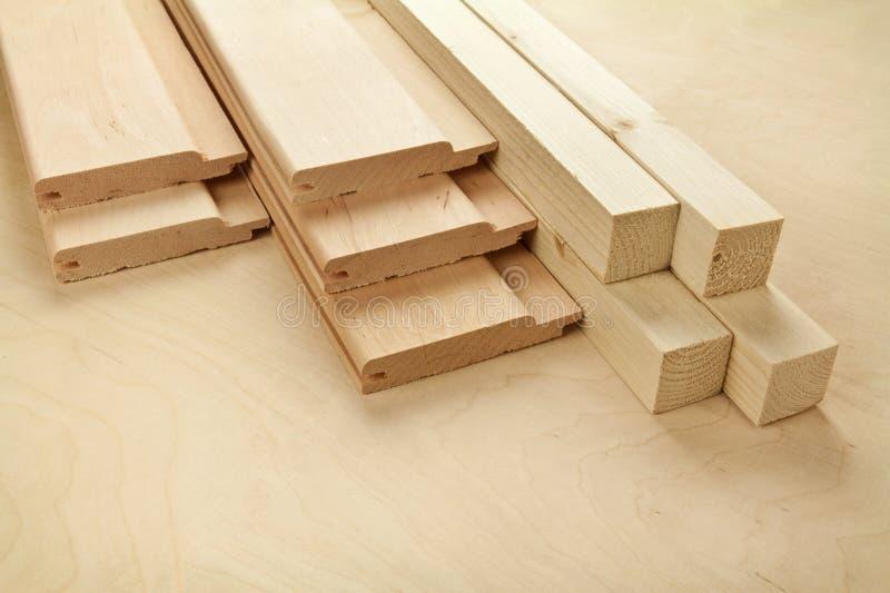 wood plankor royaltyfria foton