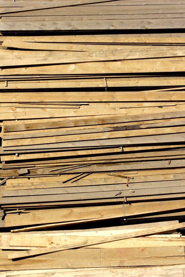 Wood planks royalty free stock photos