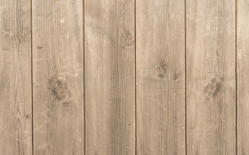 Wood planks at light brown. Worn light brown wood planks background royalty free stock photography