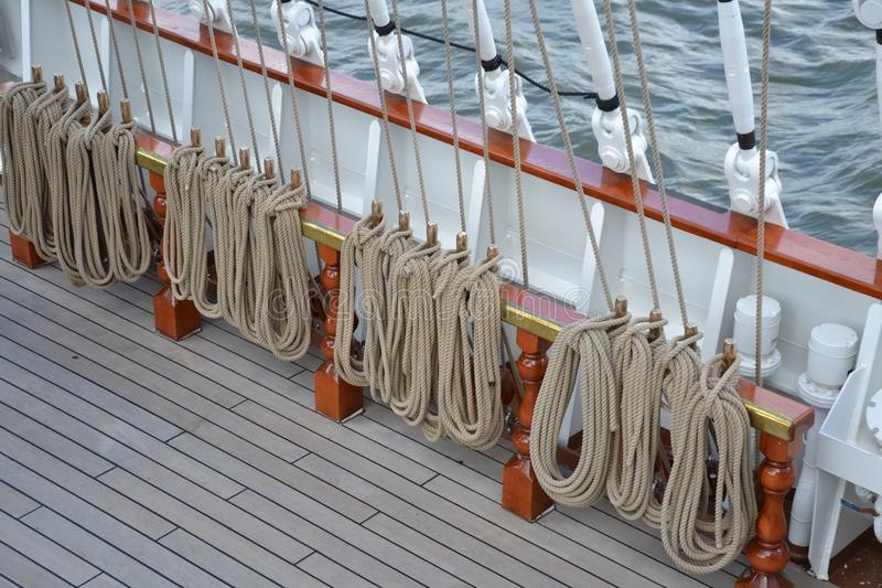 Wood, Product, Rope, Deck royalty free stock image