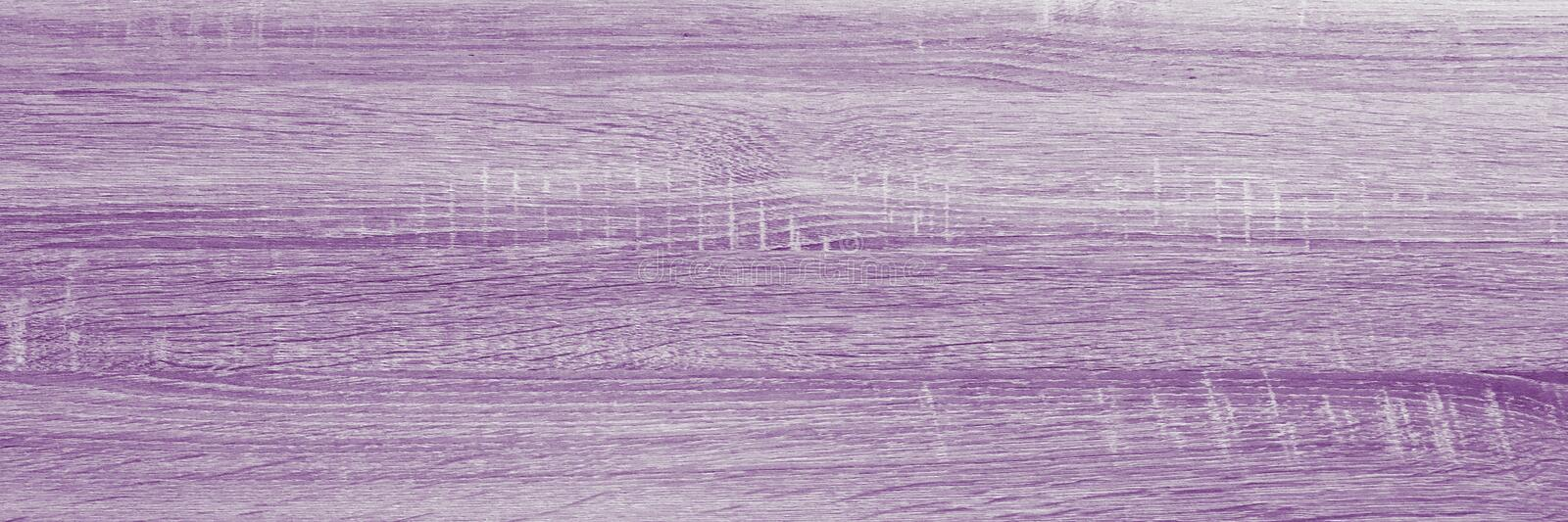 Wood purple background, light wooden abstract texture stock images