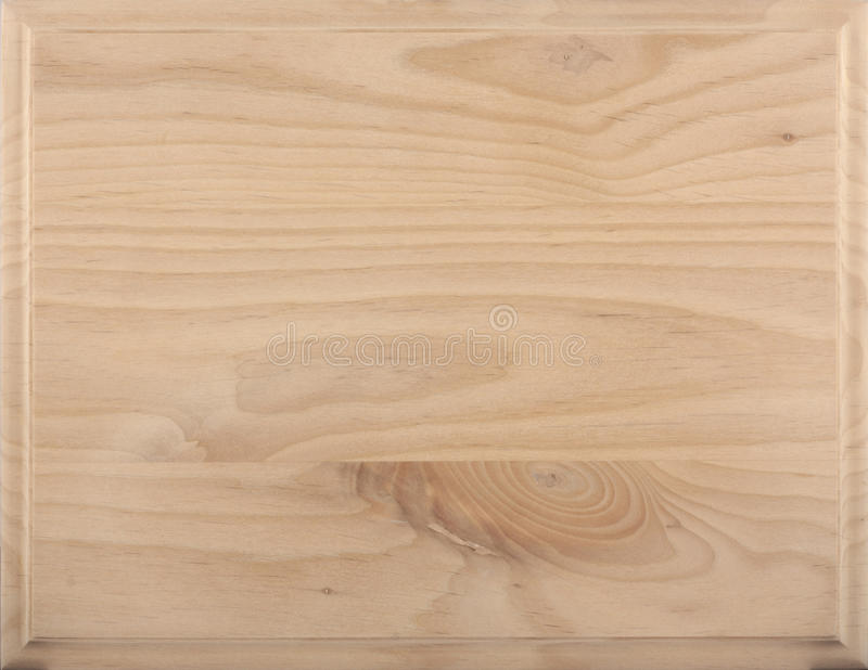 Wood Sample - Character Alder. Untreated natural wood texture: Character Alder royalty free stock images