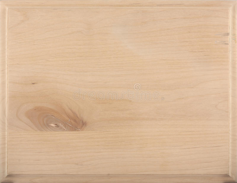 Wood Sample - Character Alder. Untreated natural wood texture: Character Alder stock photography