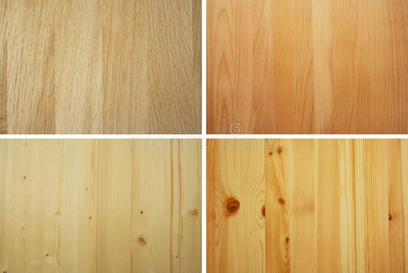 Wood Samples Royalty Free Stock Image