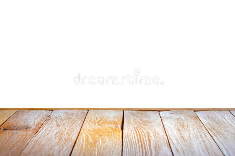 Wood Shelf or Table Top stock photos