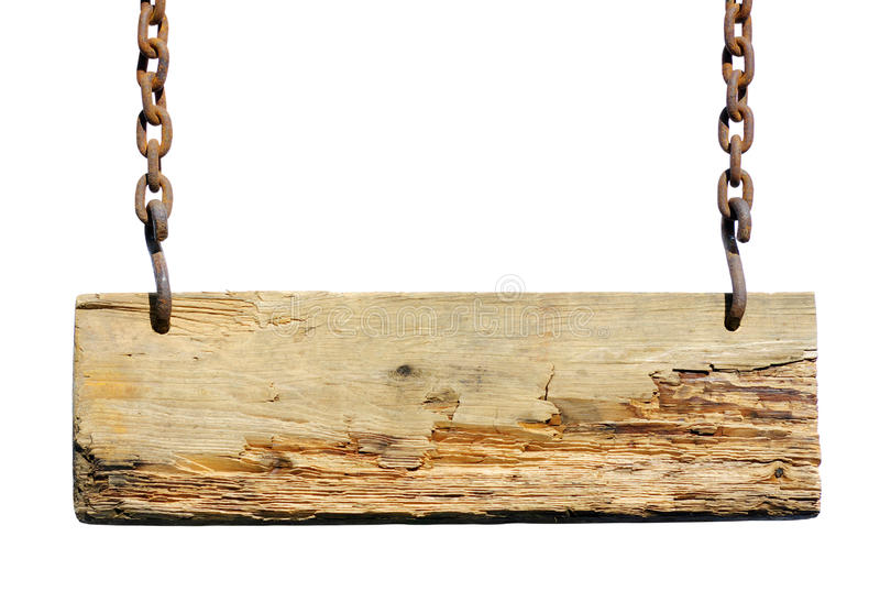 Download Wood sign stock photo. Image of banner, iron, concept - 17868654