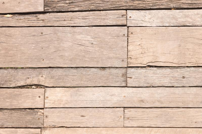 Wood Slat Texture or Wood Floor Background Close Up View. Wood Slat Texture or Wood Floor Background. Wood Slat Texture or Wood Floor Background for design royalty free stock photography
