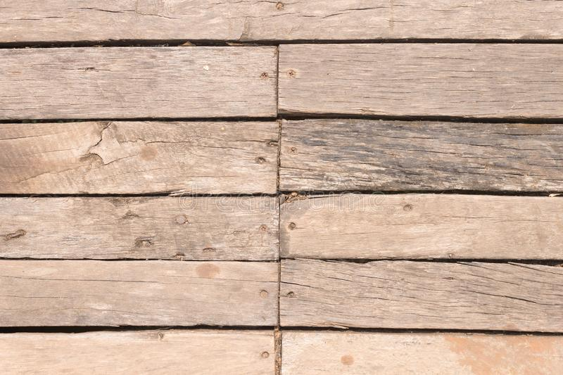 Wood Slat Texture or Wood Floor Background. For design stock photos