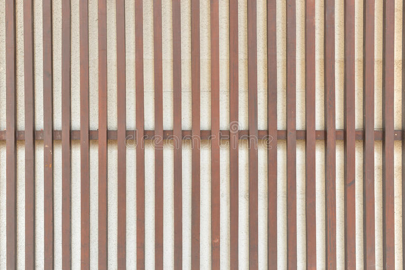 Wood slat wall texture, background royalty free stock photos