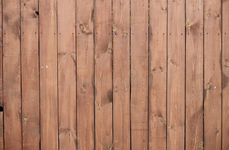 Wood staketstaket royaltyfria foton