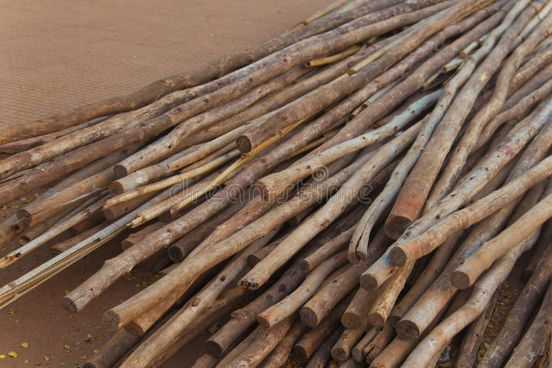 Download Wood stick stock image. Image of wooden, poverty, india - 52051283
