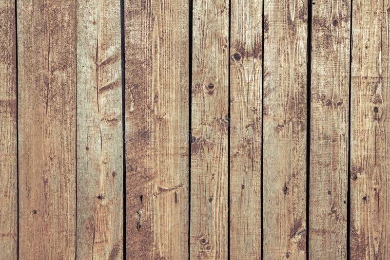 Wood textur med riden ut målarfärg royaltyfri fotografi