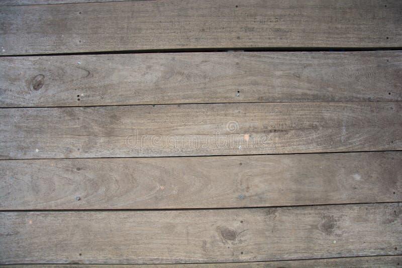 Wood texturbakgrund för gammal palett royaltyfria foton