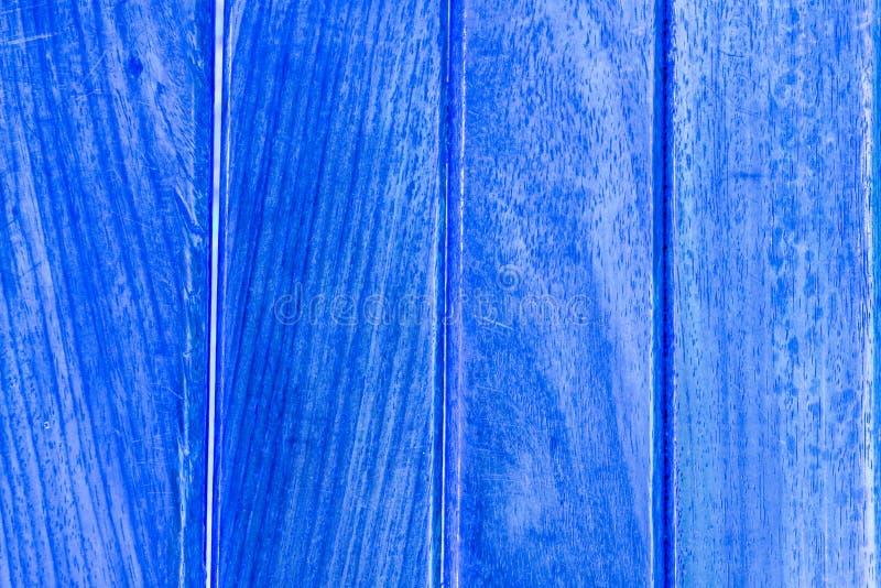 Wood texturblått arkivfoton