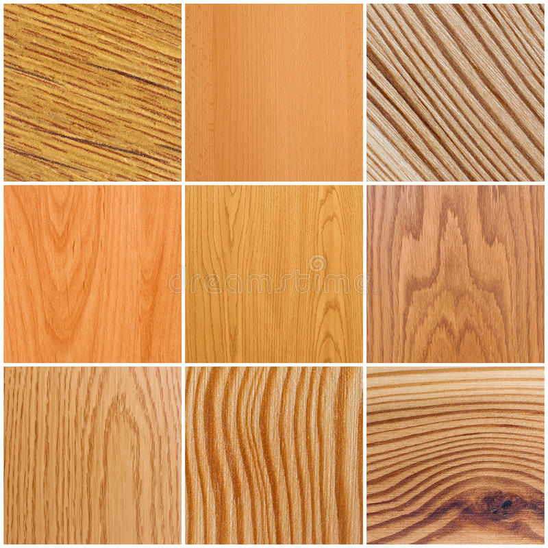 Wood Texture. Mixture of textures of different wood patterns
