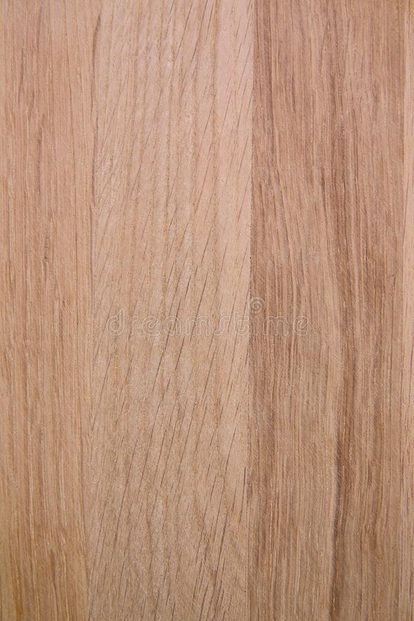 Wood Texture Background, Brown Pattern Oak Timber royalty free stock photo