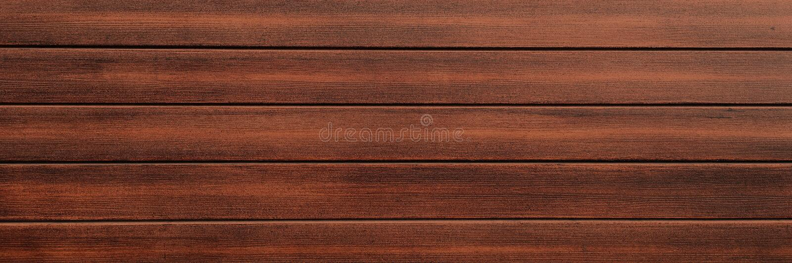 Wood texture background, brown wood planks. Grunge wood wall pattern. stock photography