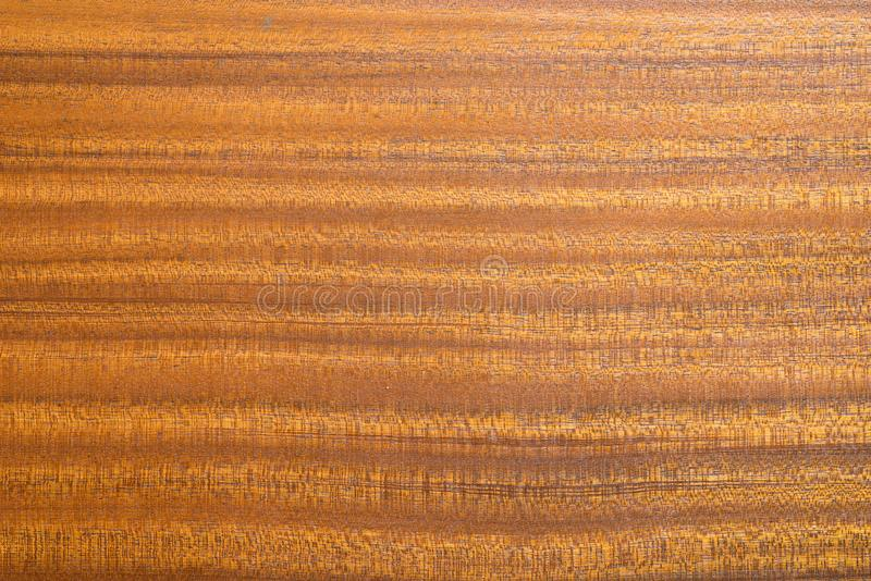 Wood texture background - furniture plank. Varnished wood texture background - furniture plank royalty free stock photography