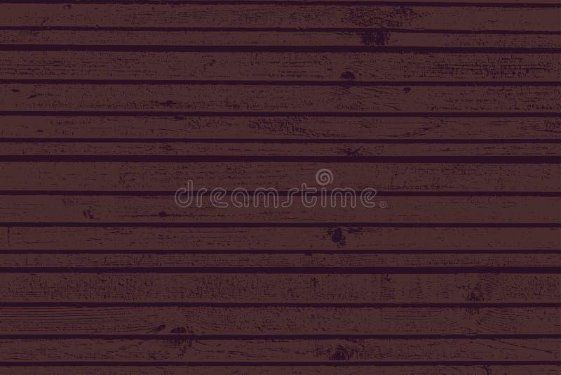 Wood texture background stock illustration