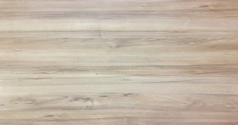 Wood texture background, light weathered rustic oak. faded wooden varnished paint showing woodgrain texture. hardwood washed plank. S pattern table top view stock image