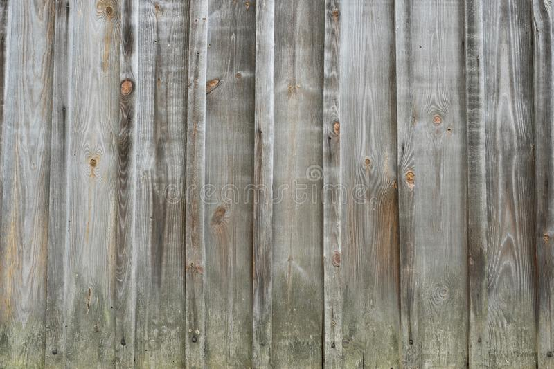 Wood texture. background old panels, grey fence. Top view. Close-up stock photos