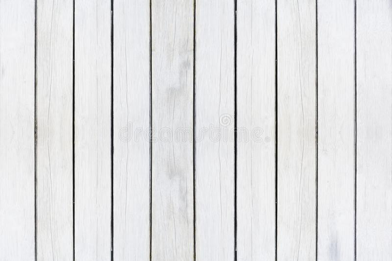 Wood texture background, white wood planks. Grunge washed wooden wall pattern stock photos
