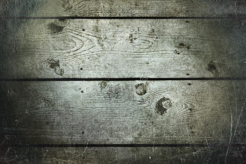 Wood texture background. Wooden boards dark retro structure. Dark wood texture vintage background. Wooden retro dirty boards structure royalty free stock images