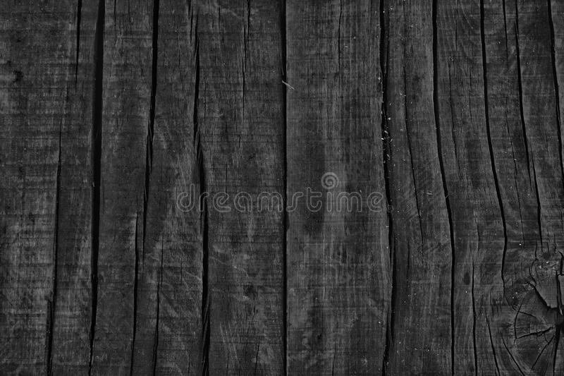 Wood texture. Black and white wood texture stock images