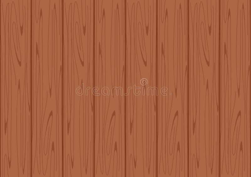 Wood texture brown colors for background, wooden background brown colors pastel soft, texture of wood table floor brown, wooden stock illustration