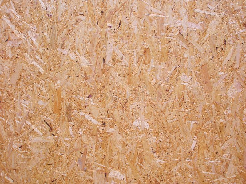 Wood Texture Chipboard Stock Photography