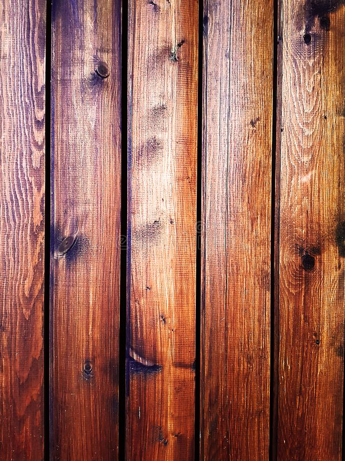 Wood texture. Close up plank wood table floor with natural pattern  texture. Empty wooden board background royalty free stock photo