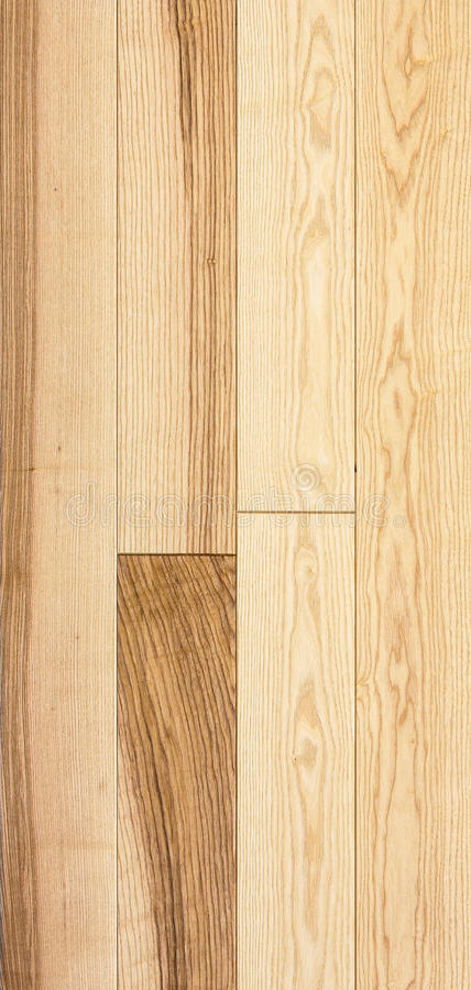 Wood texture of floor, ash parquet. stock image