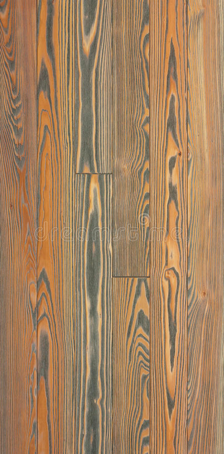 Wood texture of floor, larch parquet. stock image