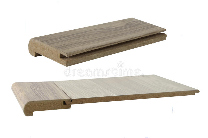 Download Wood Texture Floor. Samples Color Of Stair Edging Accessories La  Stock Photo   Image