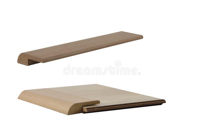 Wood Texture Floor Samples Of Edging Laminate And Vinyl Floor Ti