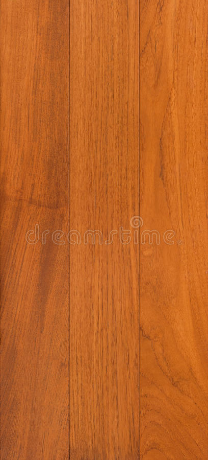 Wood texture of floor, teak parquet. stock photography
