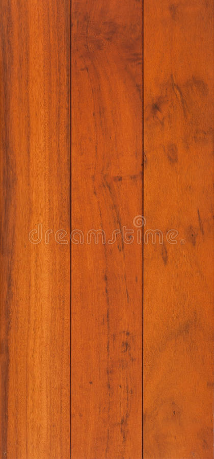 Wood texture of floor, Tigerwood parquet. stock image