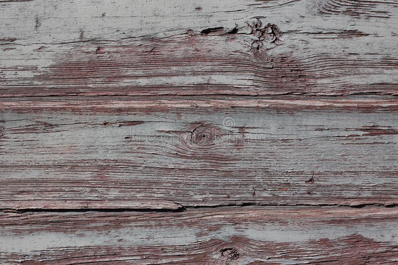 Wood texture. Grunge old wooden gray painted floor boards background. royalty free stock photos