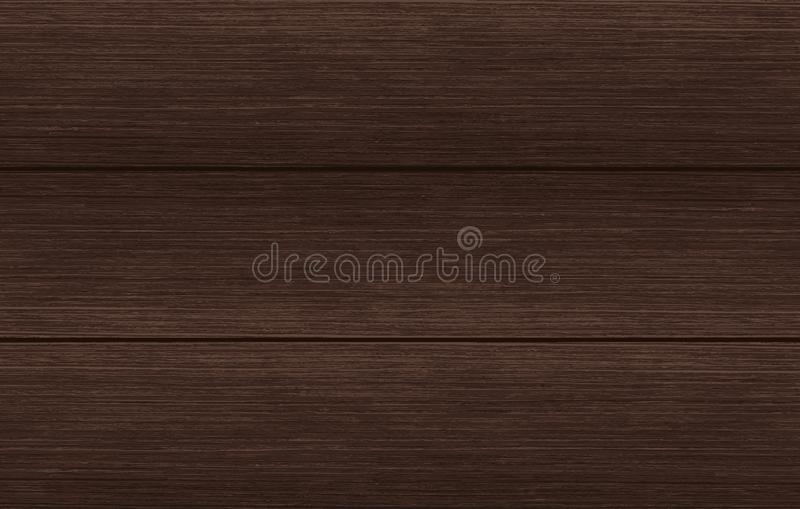 Wood texture. Natural Dark Wooden Background for your web site design, logo, app, UI. Wood  texture old. Stock . Flat design. EPS10 royalty free illustration