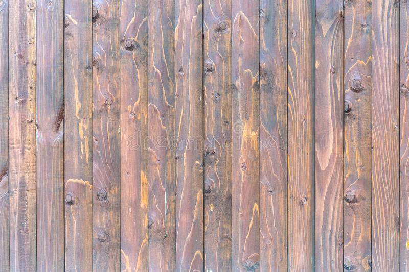 Wood texture with natural patterns. Background of vertical wooden plank. Different vertical lines. Background for text or design.  stock photo