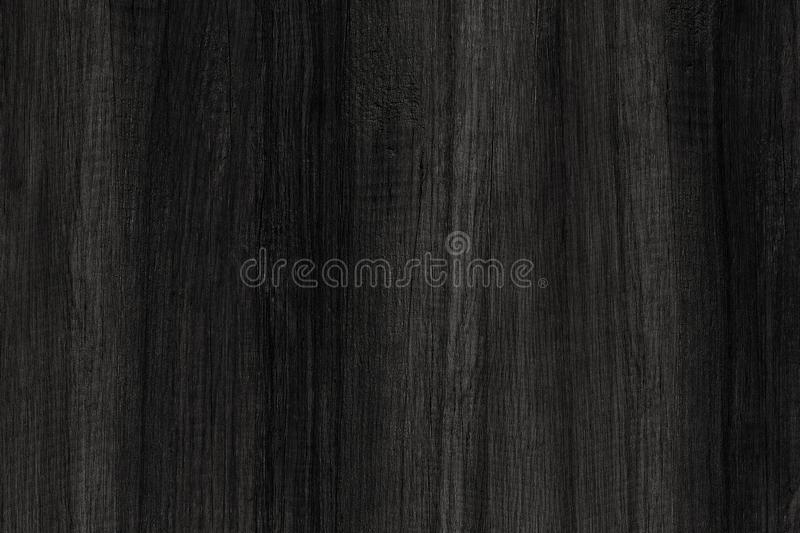 Wood texture with natural patterns, black wooden texture. stock photo