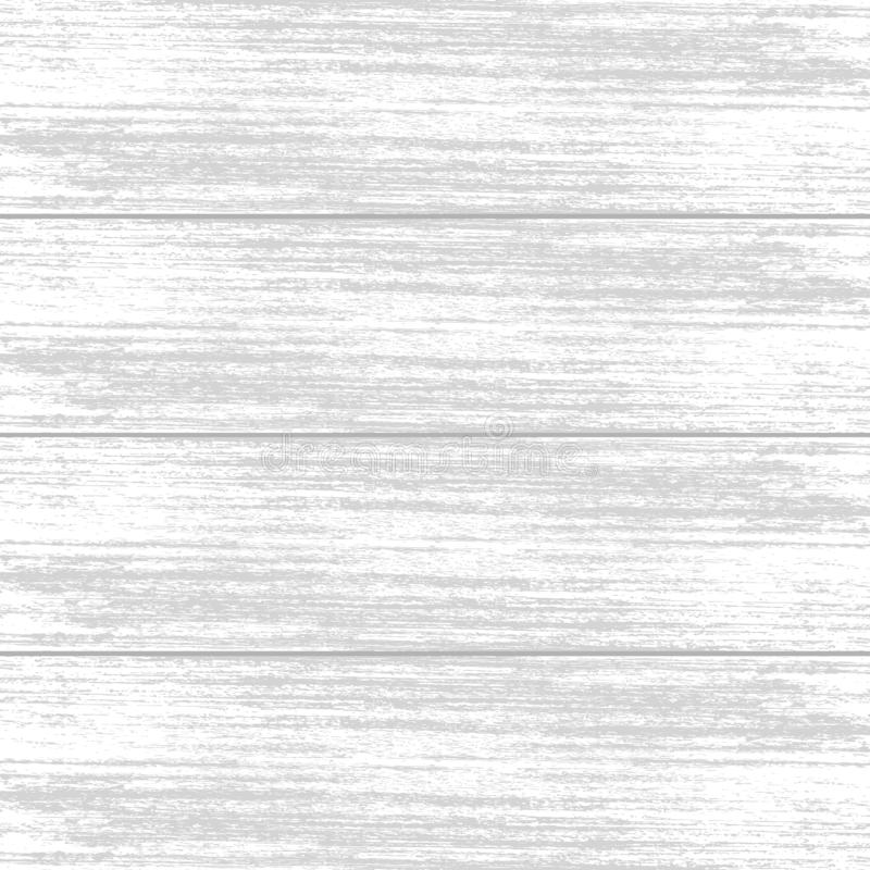 Wood texture. Natural White Wooden Background for your web site design, logo, app, UI. Stock . Flat design. EPS10 royalty free illustration