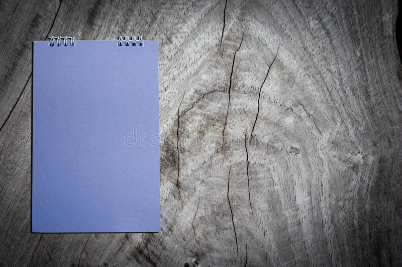 Wood texture. Old wood texture background and notepaper royalty free stock photos